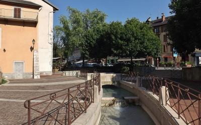 La Magie de l'eau, des ponts et des rivières au coeur de Chambéry