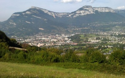 Découvrez City Trail (by Salomon) Chambéry !