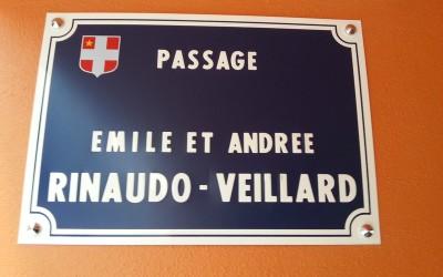 Passage Emile et Andrée Rinaudo Veillard