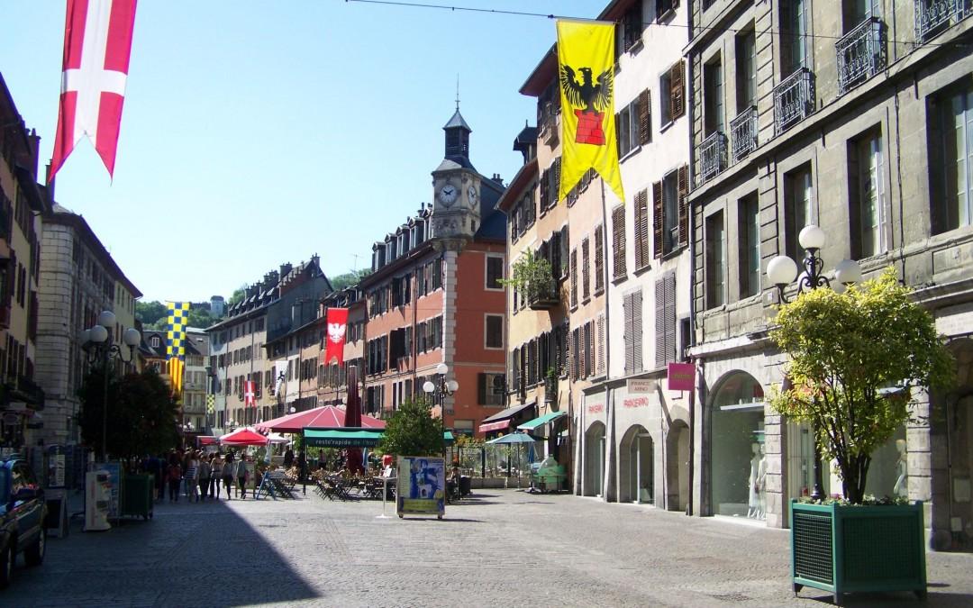 La Place Saint-Léger