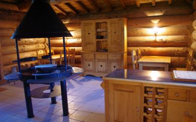 Cabanes Chalets à Sollières en Haute-Maurienne – 1h30 de Chambéry