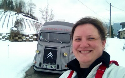 Maud Madelon aime son food truck