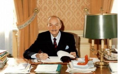 Pierre Dumas, maire illustre de Chambéry