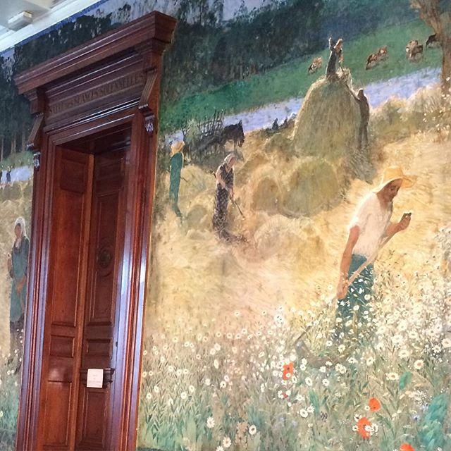 Un «Petit musée» à l'intérieur du Palais de Justice