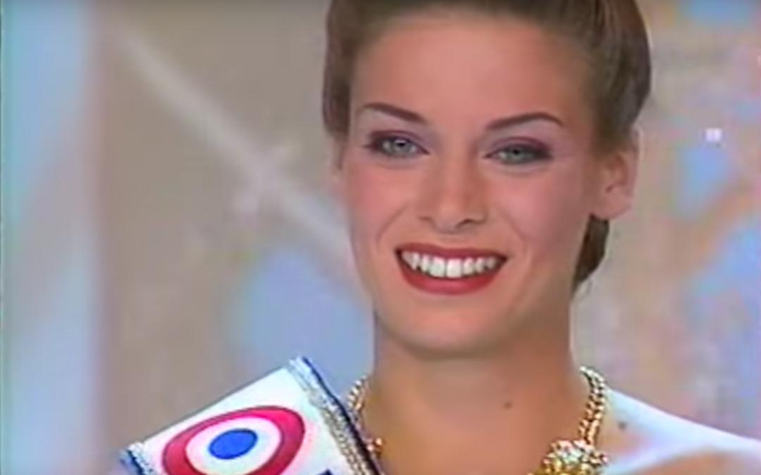 Laure Belleville, Miss Pays de Savoie devenait Miss France 1996, Il y a 20 ans exactement