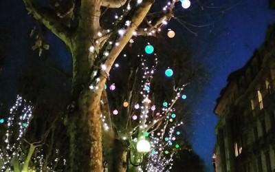 Origine des boules dans les sapins / arbres à Noël