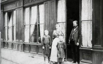 Le chambérien Auguste Coutin était cuisinier sur le Titanic