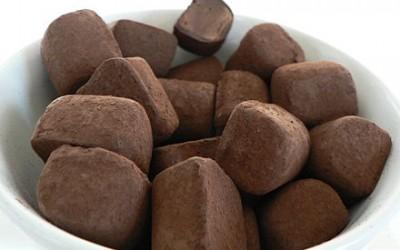 La truffe au chocolat inventée à Chambéry en 1895 !