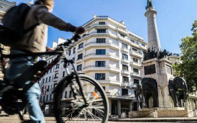 Chambéry 2ème meilleure ville de France ou circuler à vélo !