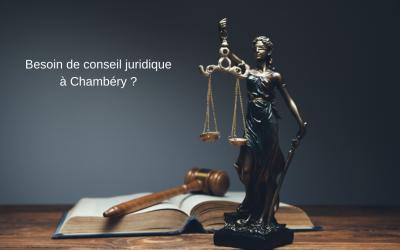 Vous avez besoin d'un conseiller juridique à Chambéry ?
